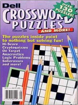 Dell Crossword Puzzles